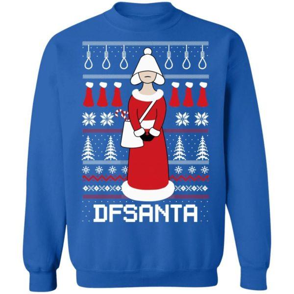 Santa's Handmaid Ofsanta Christmas Christmas Shirt Apparel
