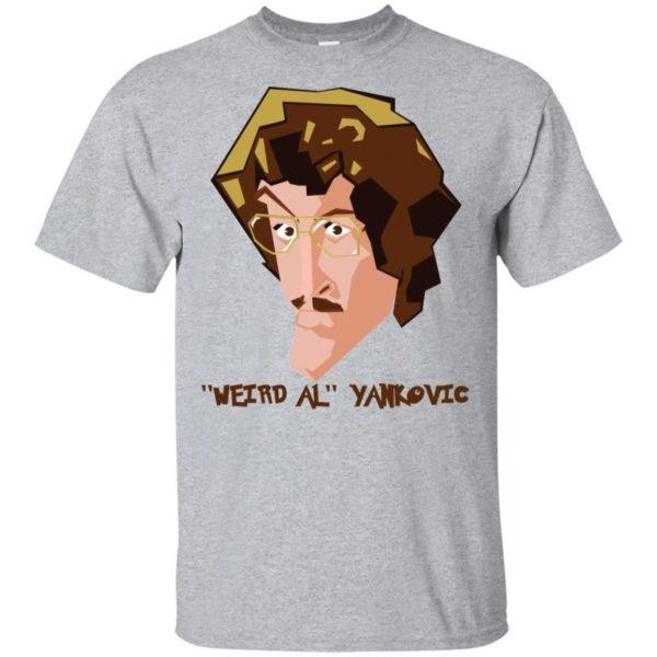 """Weird Al"" Yankovic Shirt Apparel"