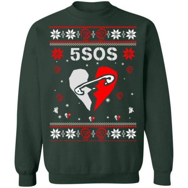 5 SOS Christmas Sweatshirt Apparel