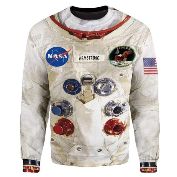 [50th Anniversary] 3D Armstrong Spacesuit Apparel Apparel