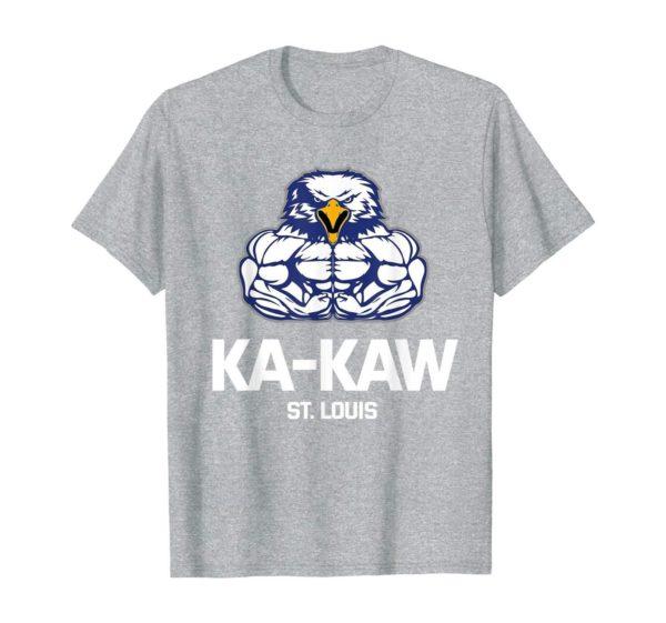 Battlehawks Football St Louis Ka Kaw T Shirt Apparel