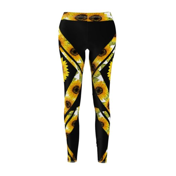 Sunflower Women's Cut & Sew Casual Leggings Apparel