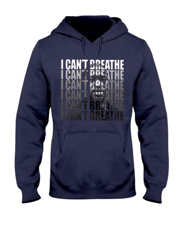 LeBron James I Cant Breathe Shirt Apparel