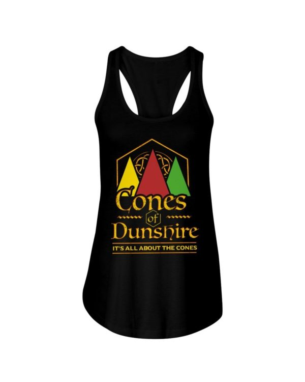 Cone Of The Duneshire It's All About The Cones Shirt Apparel