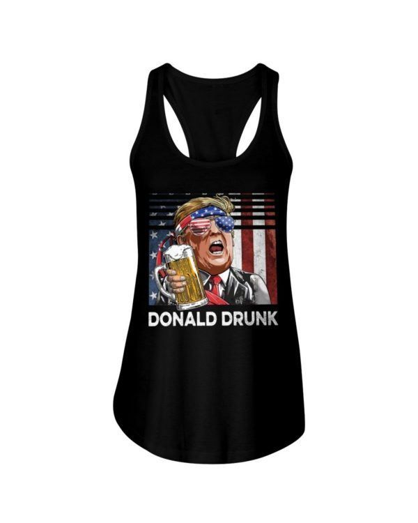 Beer Donald Drunk Classic T Shirt Apparel