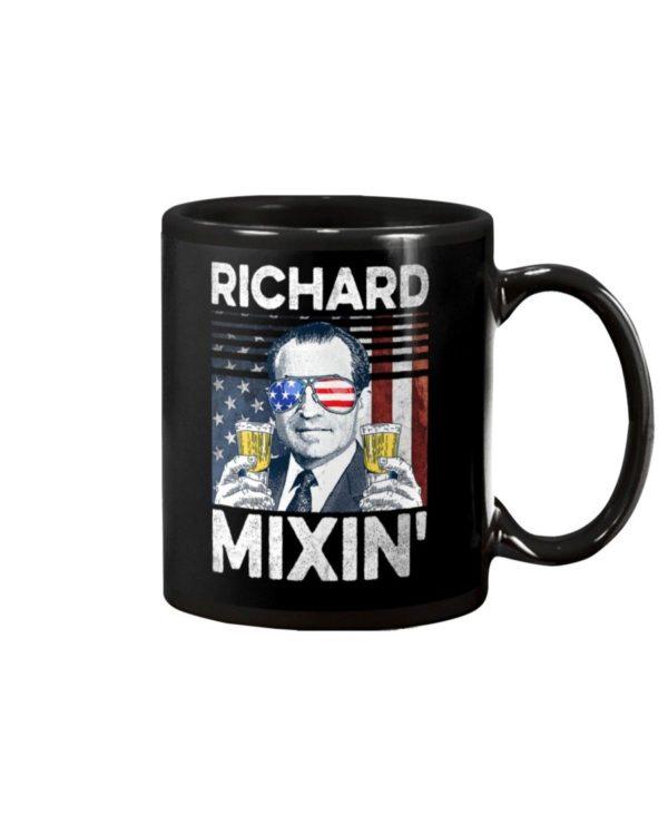 Richard Mixin' Classic T Shirt Apparel