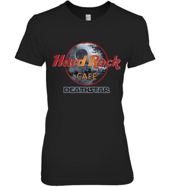 Hard Rock Cafe Deathstar Shirt Apparel