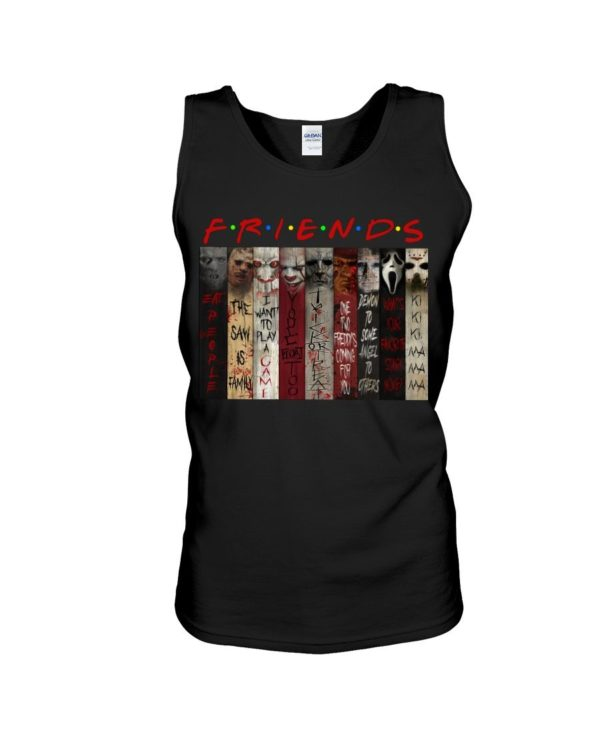 Horror Movies Eat People The Saw Is Family I Want To Play Game Shirt Apparel