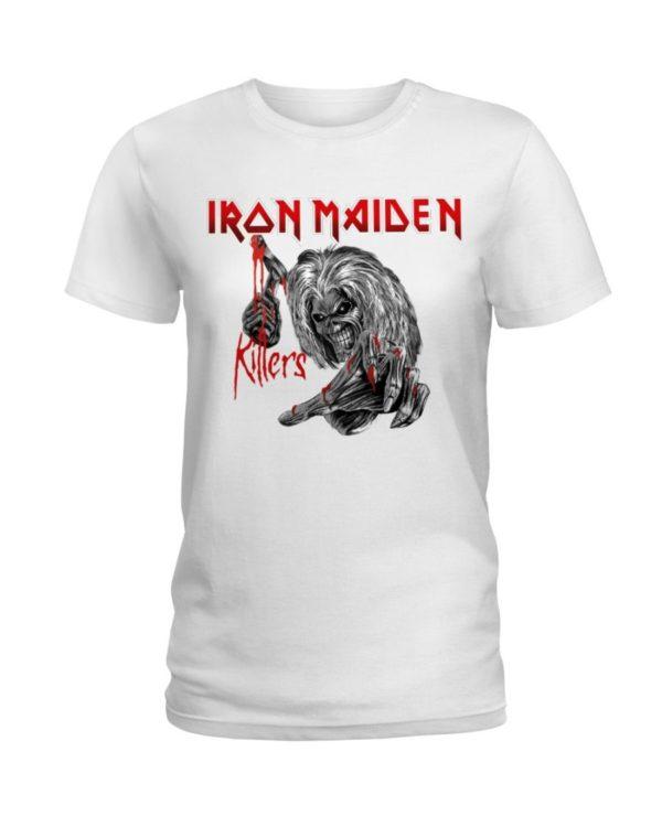 Iron Maiden Shirt Apparel