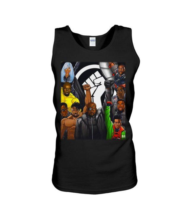 No Justice No Peace Black Lives Matter Shirt Apparel