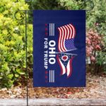 Flag - Ohio For Trump Flag