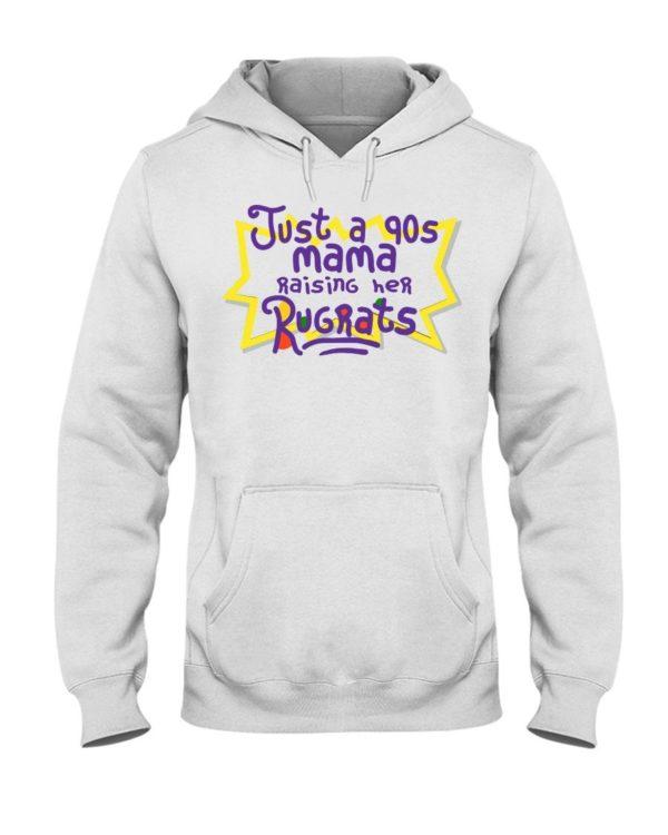 Just A 90s Mama Raising Her Rugrats Shirt Apparel