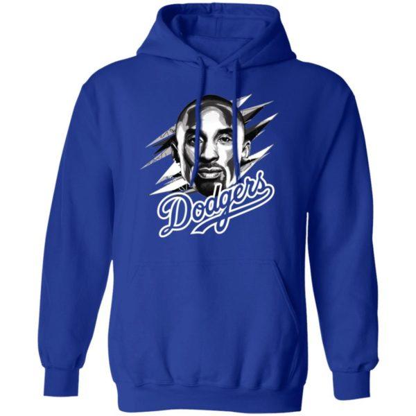 Kobe Bryant Dodgers Shirt Apparel