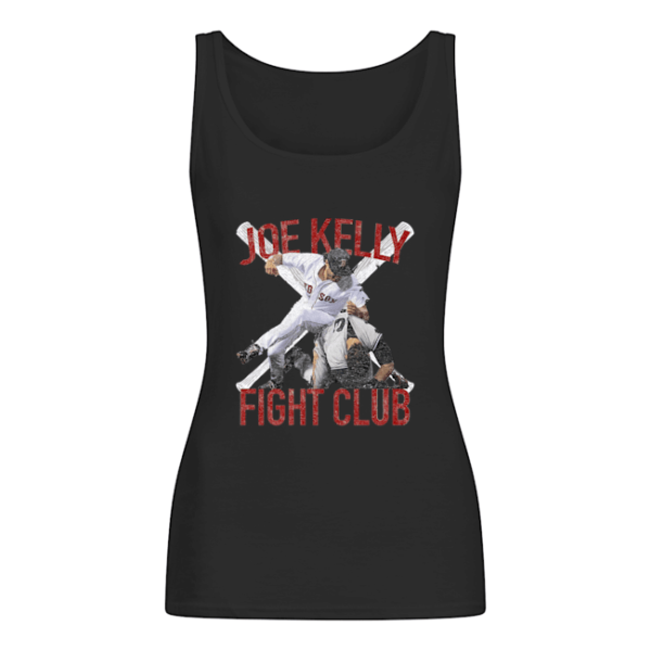 Joe Kelly Fight Club Shirt Apparel
