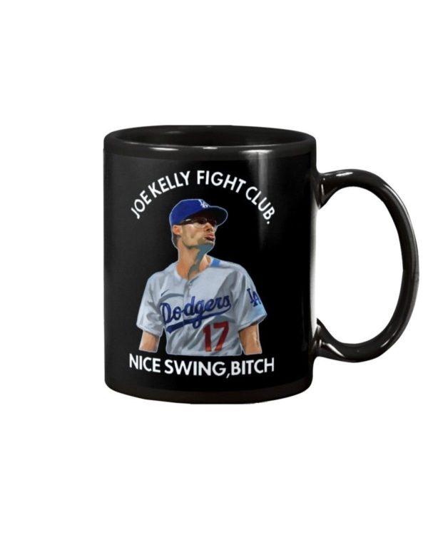 Joe Kelly Fight Clip Nice Swing Bi*tch Shirt Apparel