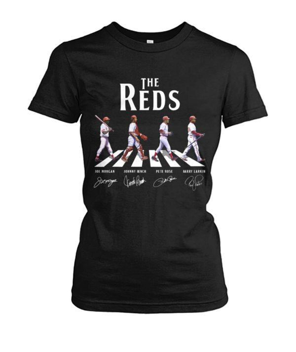 The Reds The Beatles Abbey Road Shirt Apparel
