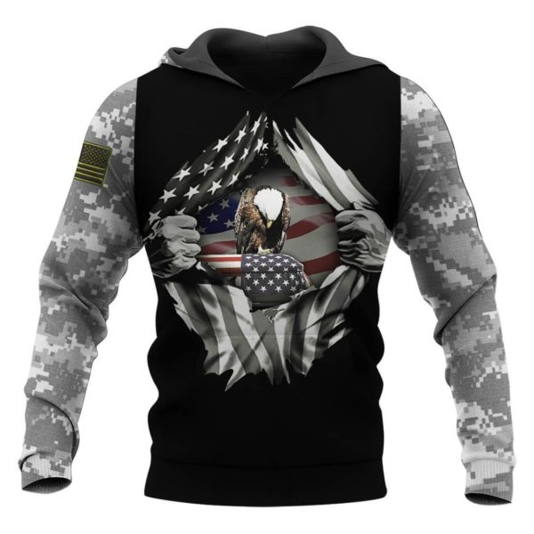 Coming Home Under A Flag Customized Nam 3D All Over Print Shirt Apparel