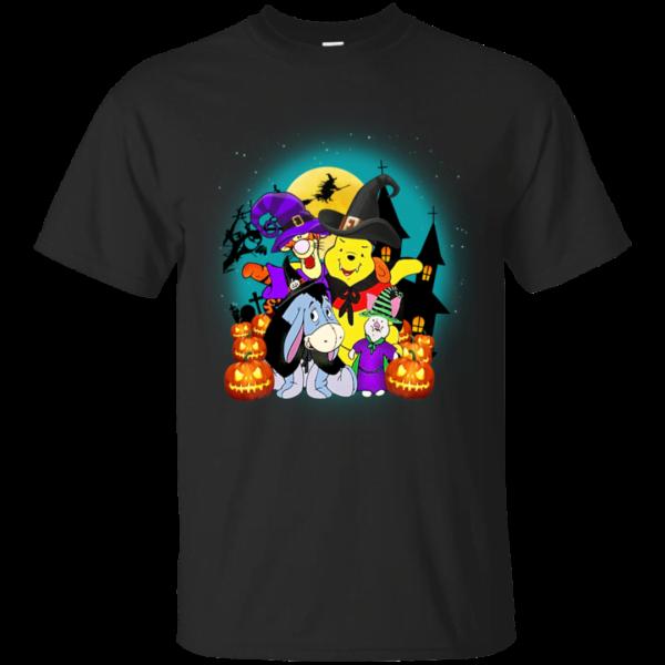 Winnie the Pooh Halloween T Shirt Apparel