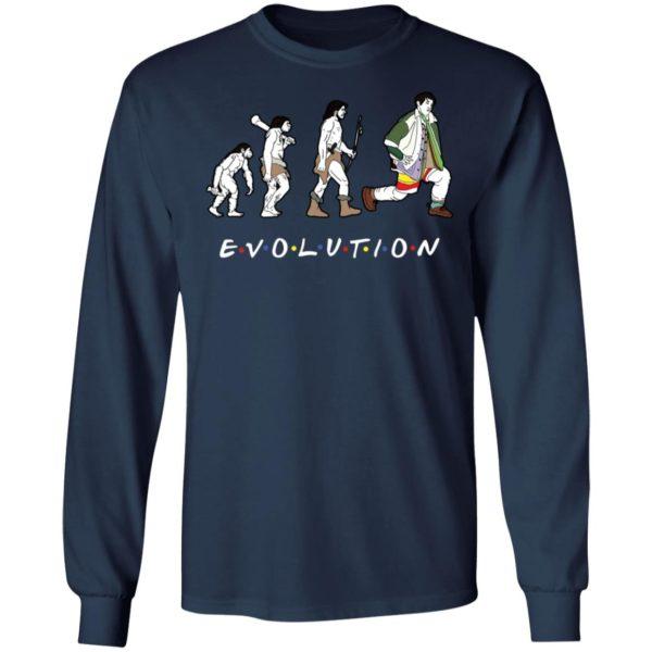 Dr Ramoray Theory Evolution shirt Apparel