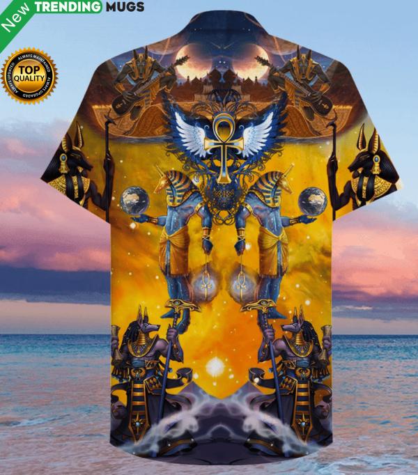 Amazing Ancient Egypt Hawaiian Shirt Jisubin Apparel