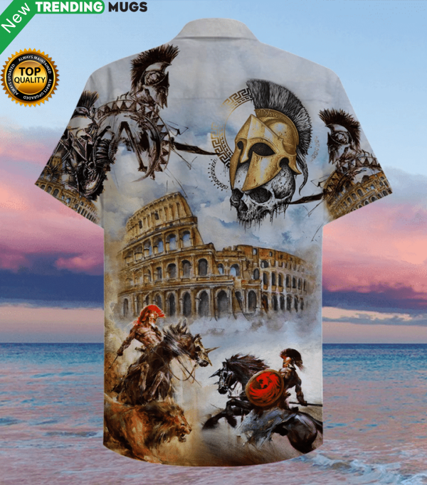 Amazing Roman Empire Hawaiian Shirt Jisubin Apparel