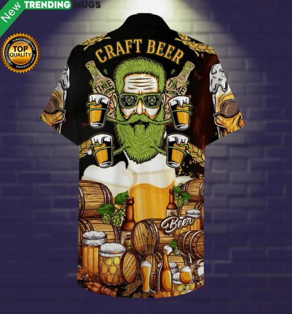 Let's Get Drunk Christmas Hawaiian Shirt Jisubin Apparel