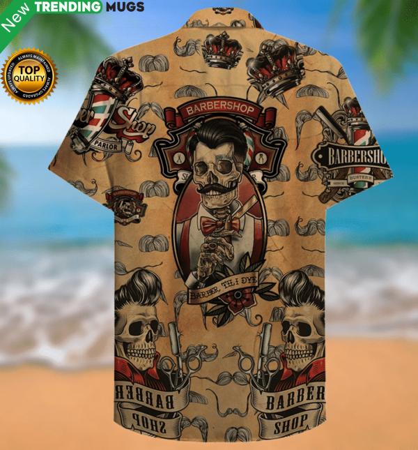 Amazing Barber Hawaiian Shirt Jisubin Apparel