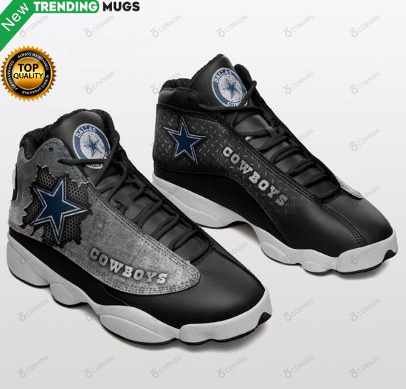 Dallas Cowboys Air Jd13 Sneakers Pgc Shoes & Sneaker