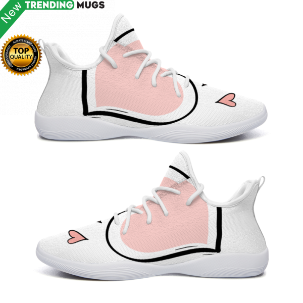 Valentine'S Heart Sneakers Shoes & Sneaker