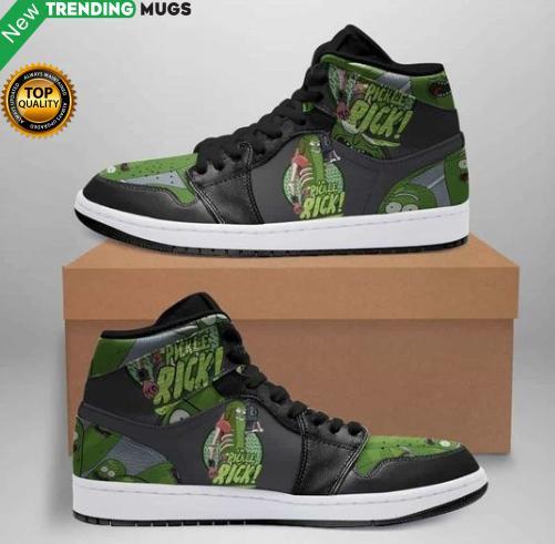 Pickle And Rick Jd Sneakers Custom Jd Shoes Sneaker Shoes & Sneaker