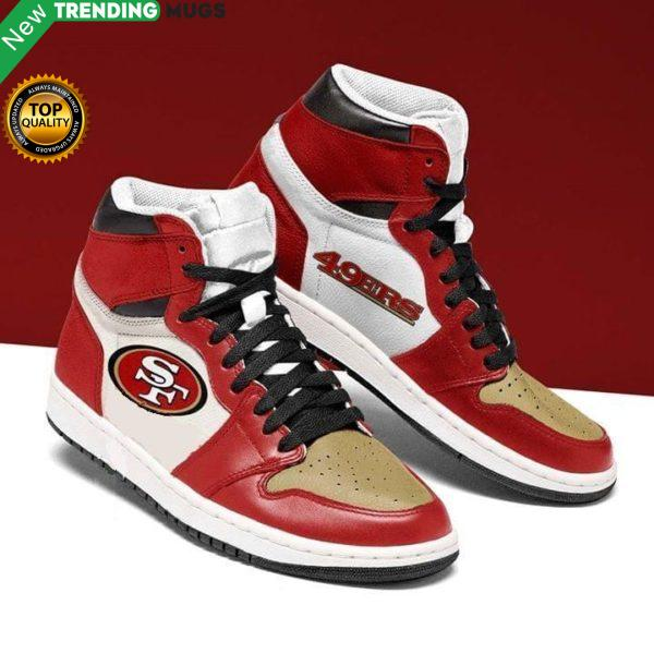 San Franciso 49Ers Fan Air Jordan Sneaker Shoes & Sneaker