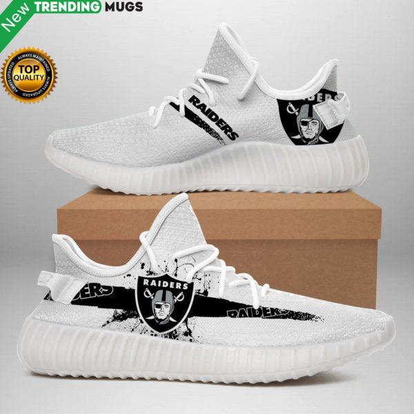 Oakland Raider Yeezys BoostV2 Men Running Shoes Yeezy Sneaker Shoes & Sneaker