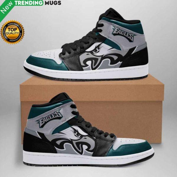 Philadelphia Eagles Air Jordan Sneakers Custom Jordan Shoe Sneaker Dakingmanstore Shoes & Sneaker
