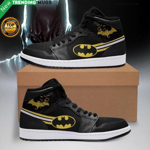 Batman Jordan Sneakers Shoes & Sneaker