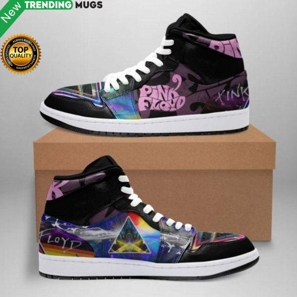 Pink Floyd Jordan Sneaker Custom Jordan Shoe Sneaker Shoes & Sneaker