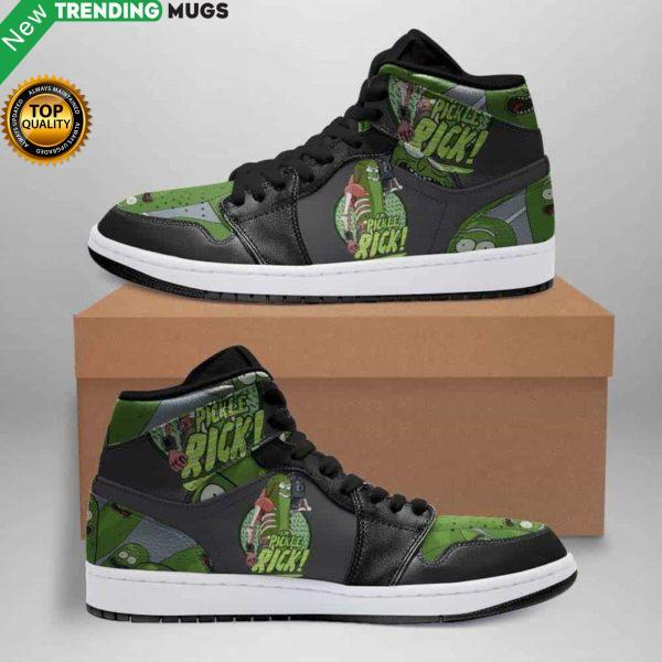 Rick And Morty Jordan Sneakers Custom Jordan Shoe Sneaker Shoes & Sneaker