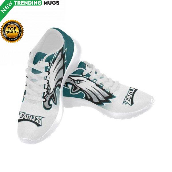 Philadelphia Eagles Women'S Sneakers Shoes & Sneaker