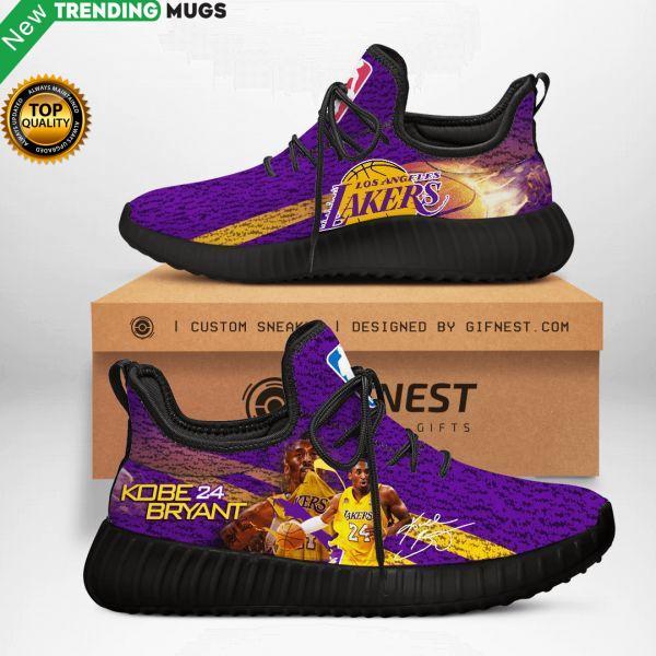 Kobe Bryant Unisex Yeezy Custom Sneaker Shoes & Sneaker