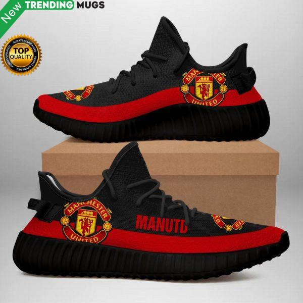 Manchester United Sneakers ? Special Edition Shoes & Sneaker