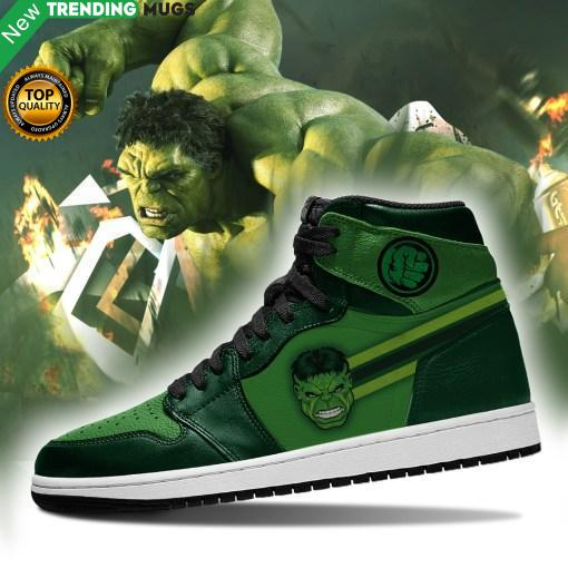 Hulk Jordan Sneakers Shoes & Sneaker