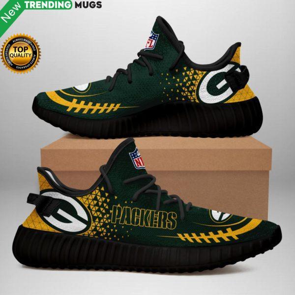 Wishlist Green Bay Packers Sneakers Shoes & Sneaker