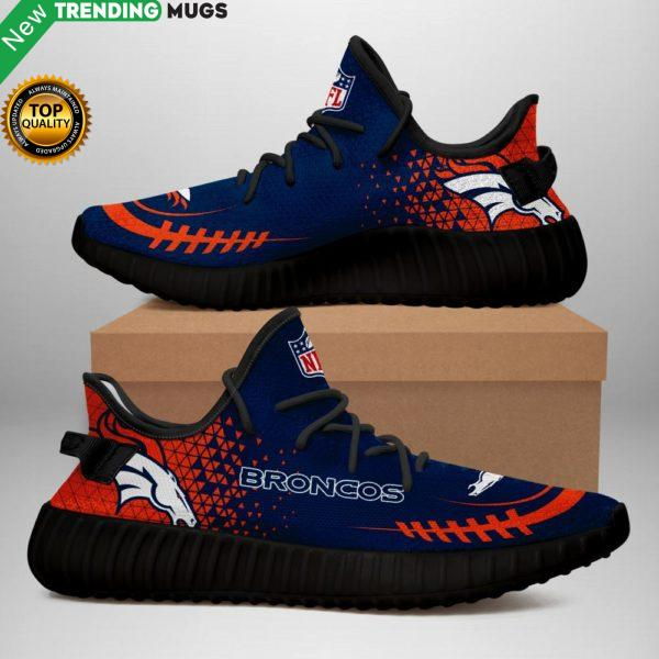 Denver Broncos Sneakers ? Special Edition Shoes & Sneaker