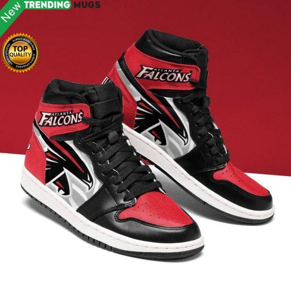 Atlanta Falcons Men Jordan Shoes Unique Football Custom Sneakers Shoes & Sneaker
