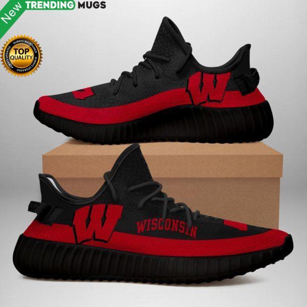Wisconsin Badgers Sneakers Shoes & Sneaker
