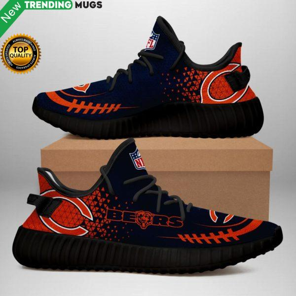 Chicago Bears Sneakers ? Special Edition Shoes & Sneaker