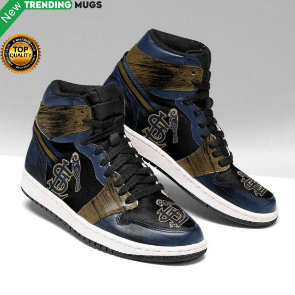 St. Louis Rams St. Louis Cardinals Unisex Air Jordan Custom Sneaker Shoes & Sneaker