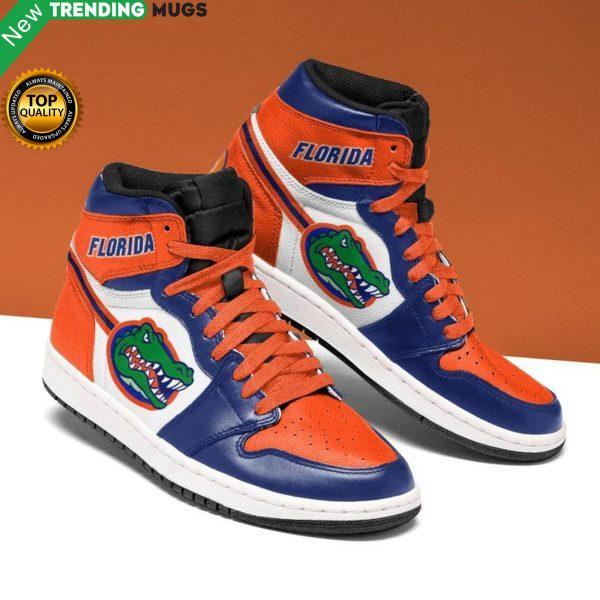 Florida Gators Men Jordan Shoes Unique Football Custom Sneakers Shoes & Sneaker