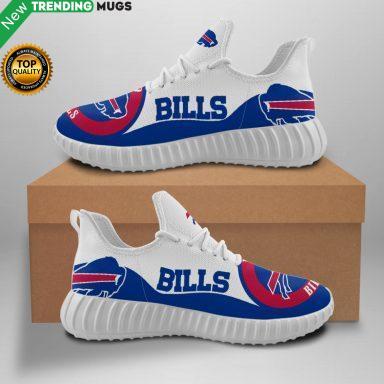 Buffalo Bills Unisex Sneakers New Sneakers Custom Shoes Football Yeezy Boost Shoes & Sneaker