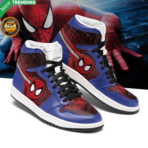 Spider Man Jordan Sneakers Shoes & Sneaker