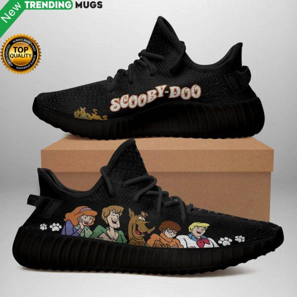 Scooby Doo ? Black Limited Edition Yeezy Sneakers Shoes & Sneaker